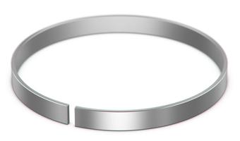 HSM Retaining Ring Shaft (Hoopster)