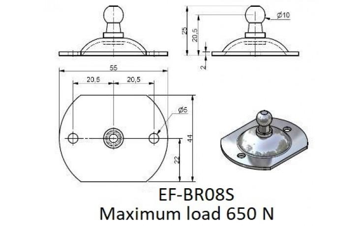 EFBR08S